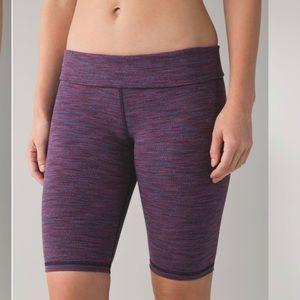 lululemon athletica Shorts - Lululemon Groove Shorts II, Size 12